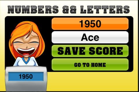 Screenshot Numbers && Letters Free