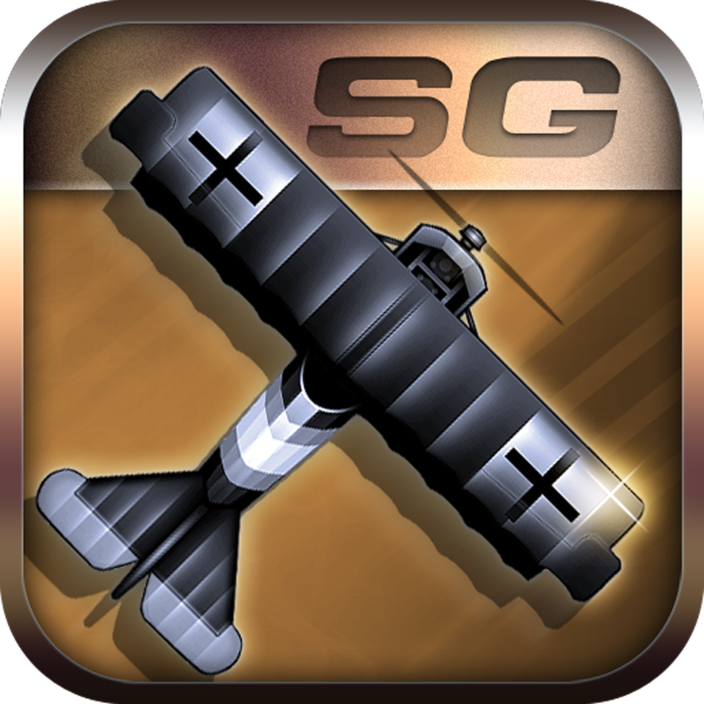 Sky Gamblers: Rise Of Glory iOS